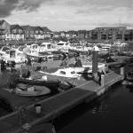 Limited Edition A4 Print: Exmouth H..